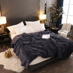 Cashmere Throw - The Home Empire