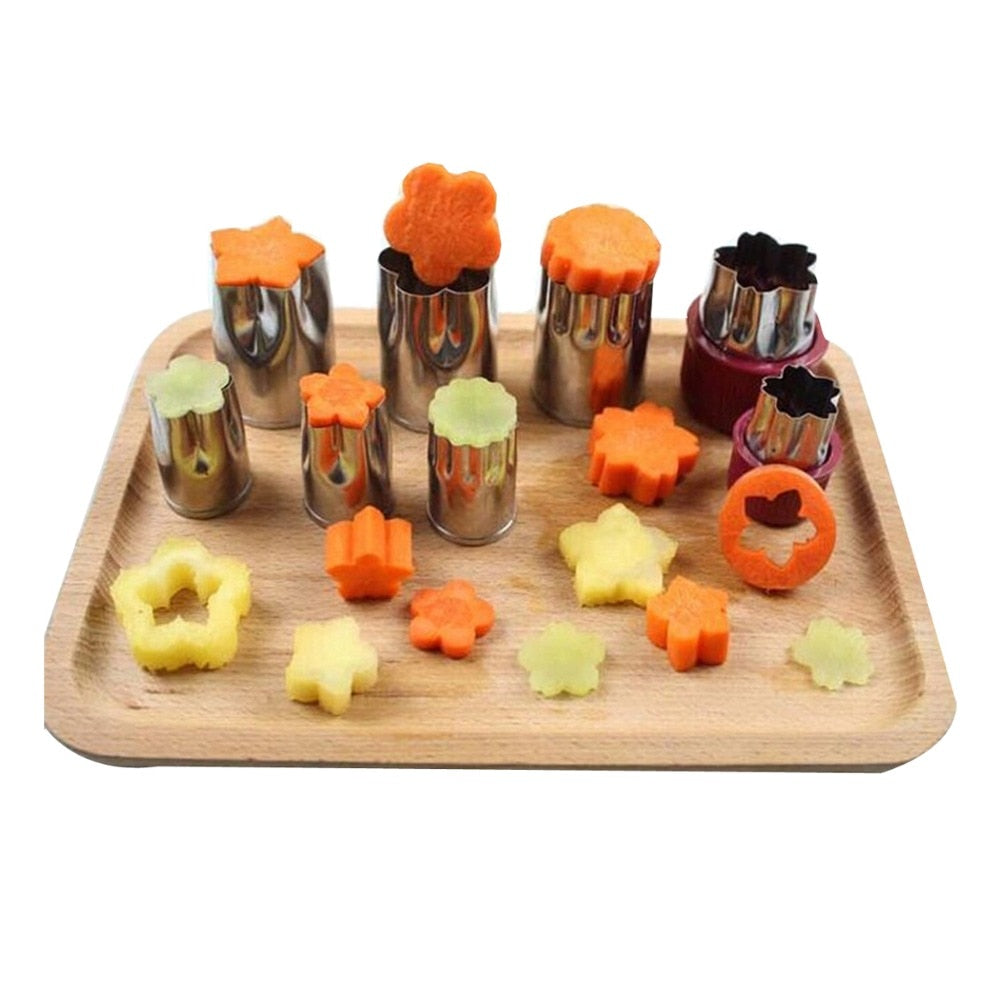 Stainless Steel Fruit Vegetable Cutter - The Home Empire