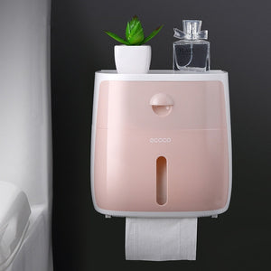 Waterproof Toilet Paper Holder - The Home Empire