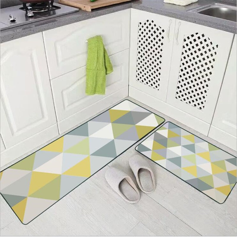 Nordic Style Kitchen Mat - The Home Empire