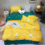 Printed bedding sets