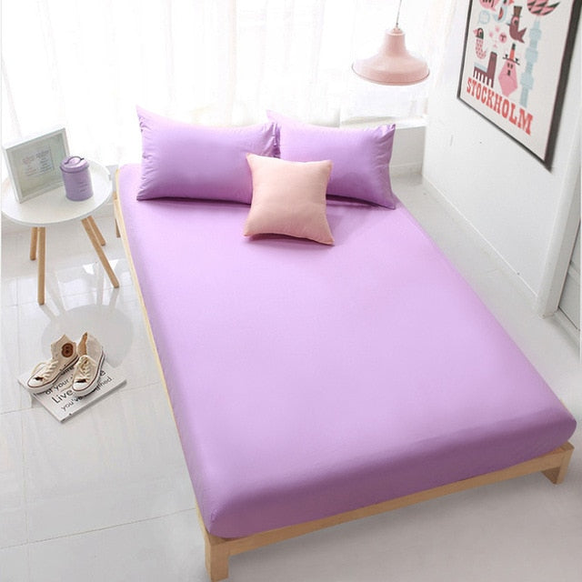 Cotton Fitted Bed Sheet - The Home Empire