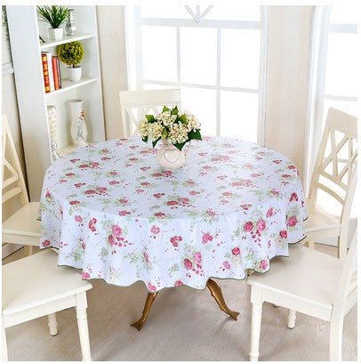 PEVA Printed Table Cloth - The Home Empire