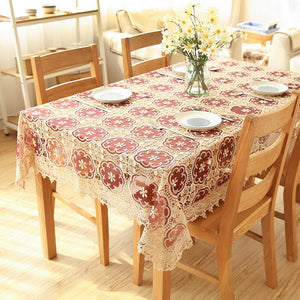 Korean Style Table Cloth - The Home Empire
