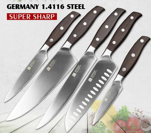 XINZUO High Quality German Knife Set - The Home Empire
