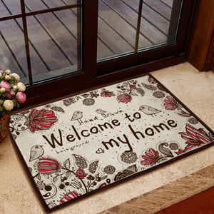 Welcome Home Mat - The Home Empire