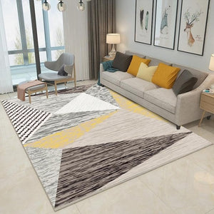 Nordic Style Noise Rug - The Home Empire