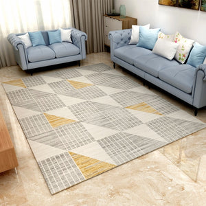Nordic Style Woody Rug - The Home Empire