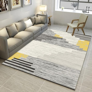 Nordic Style Rythm Rug - The Home Empire