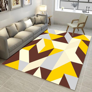 Nordic Style 3D Rug - The Home Empire
