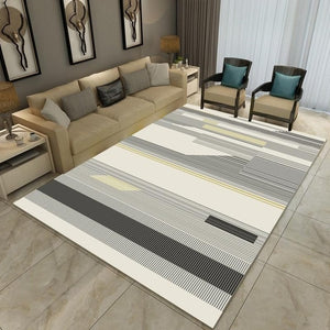 Nordic Style Faded Rug - The Home Empire