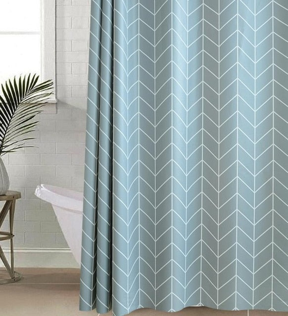 Mildew Shower Curtain - The Home Empire