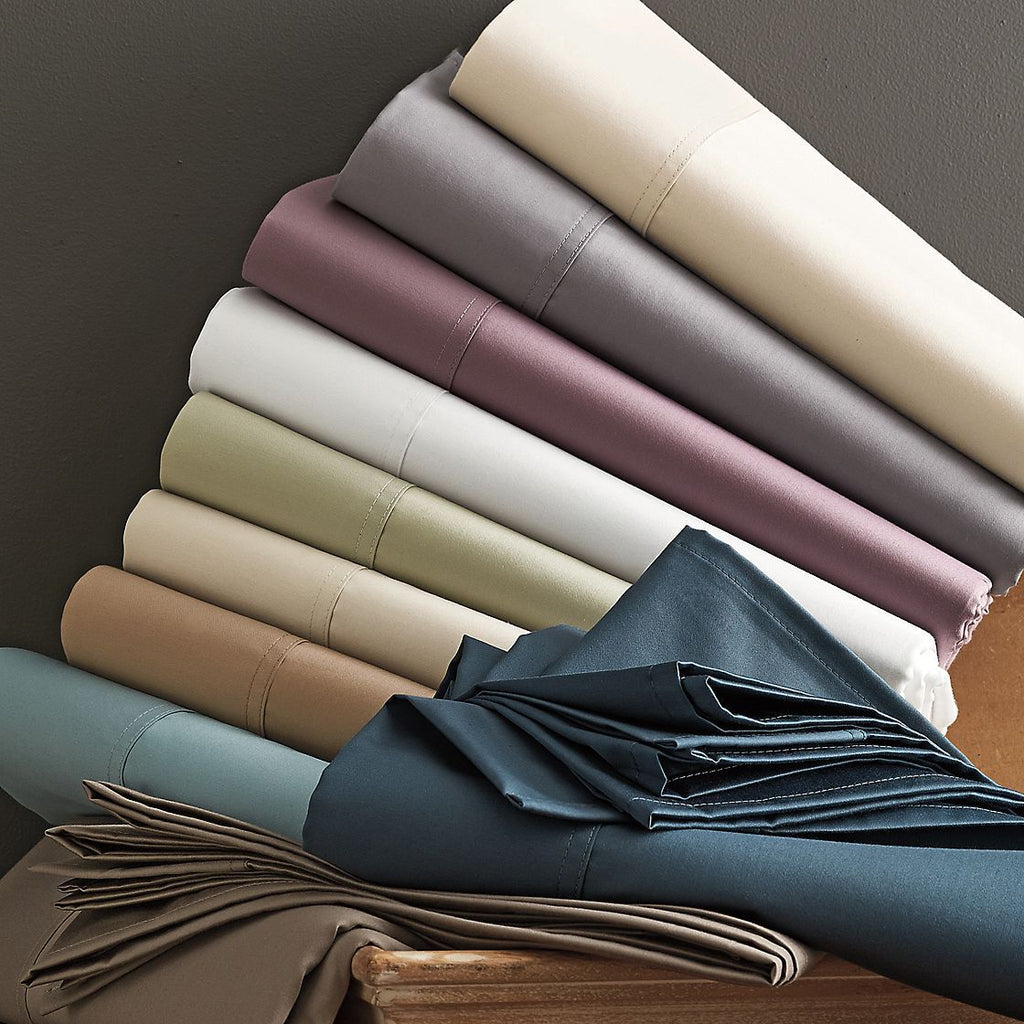 Egyptian Cotton Flat Sheet - The Home Empire