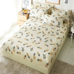 Floral Bedsheet - The Home Empire