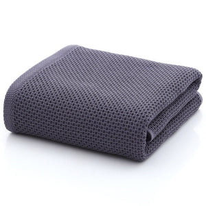 Honeycomb Bath Towel - The Home Empire