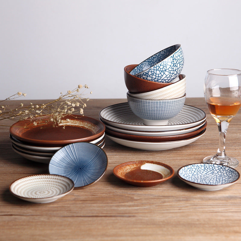 Nonki Crafted Dinner Plates - The Home Empire