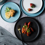 Épanoui Enthralled Dinner Plates - The Home Empire