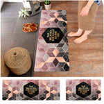 PVC Leather Floor Mats - The Home Empire