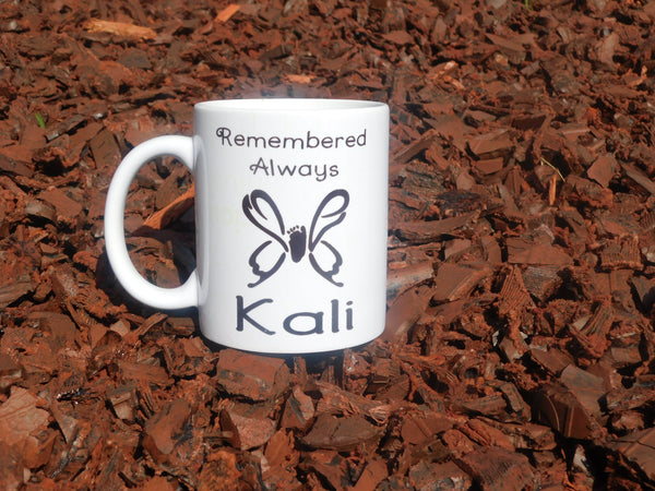 Customized Remembered Always Mug