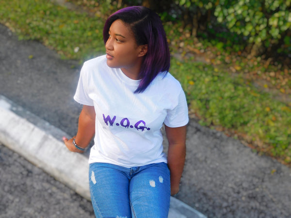 W.O.G Woman of God T-Shirt