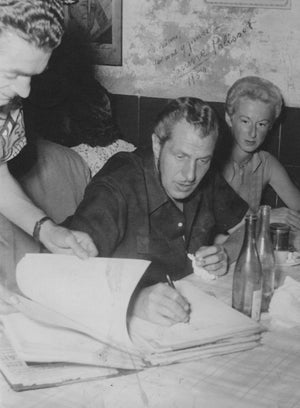 Vincent Price autographs in Nice
