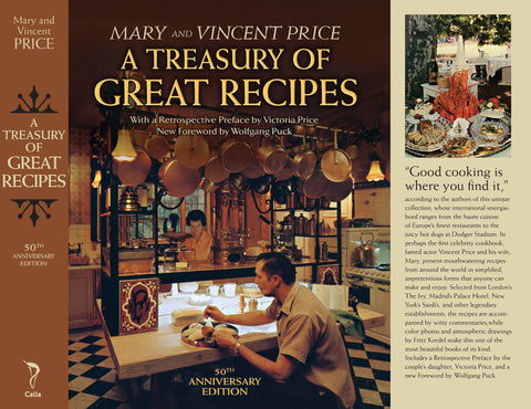 Signed Copy of A Treasury of Great Recipes