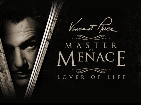 Vincent Price Family Legacy Video Collection