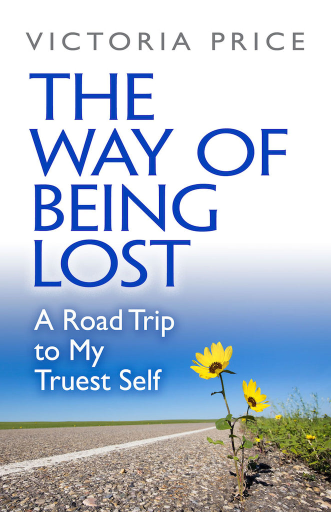Signed Copy of The Way of Being Lost by Victoria Price
