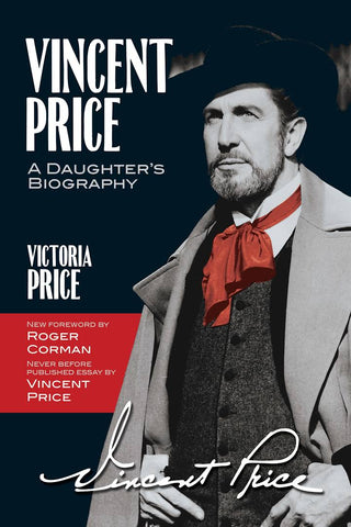 Signed Copy of New Edition of Vincent Price: A Daughter's Biography