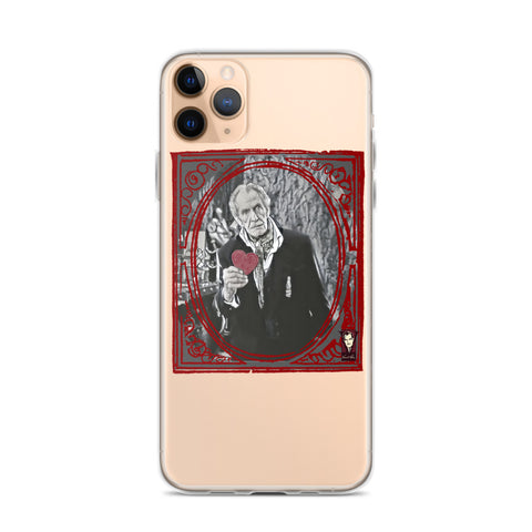 Valentine Vincent iPhone Case