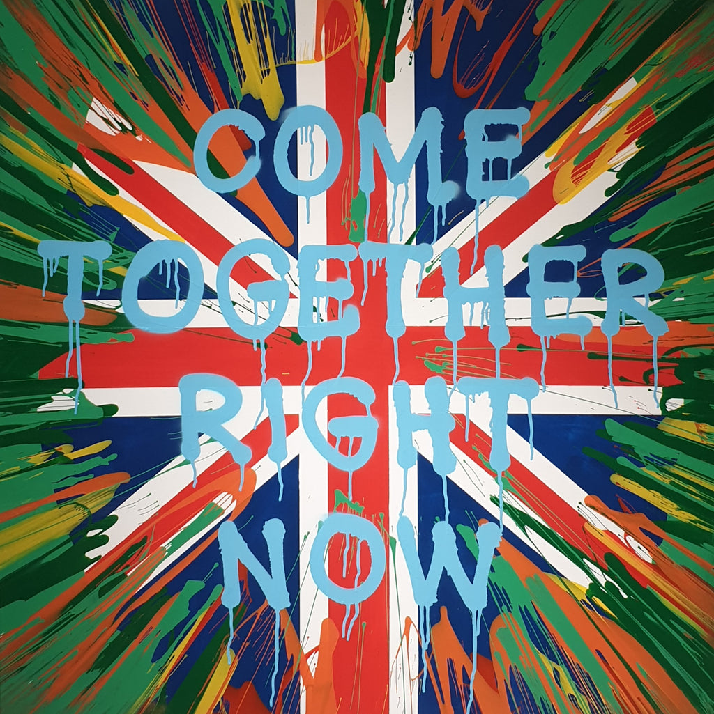 Come Together Right Now