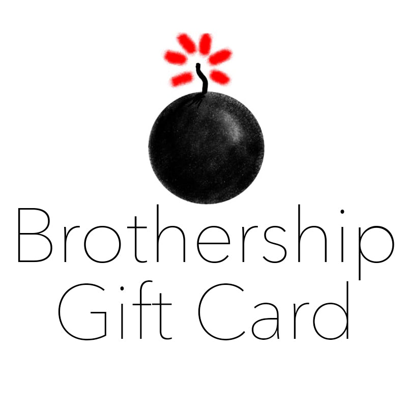 Brothership Studio Gift Card