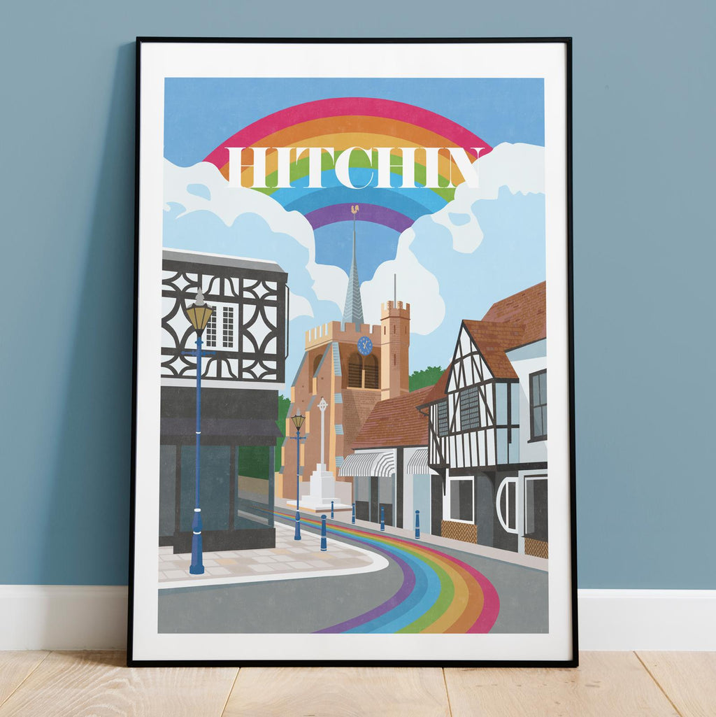 Hitchin Rainbow
