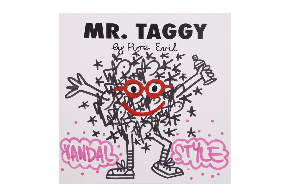 Mr. Taggy Vandal Style