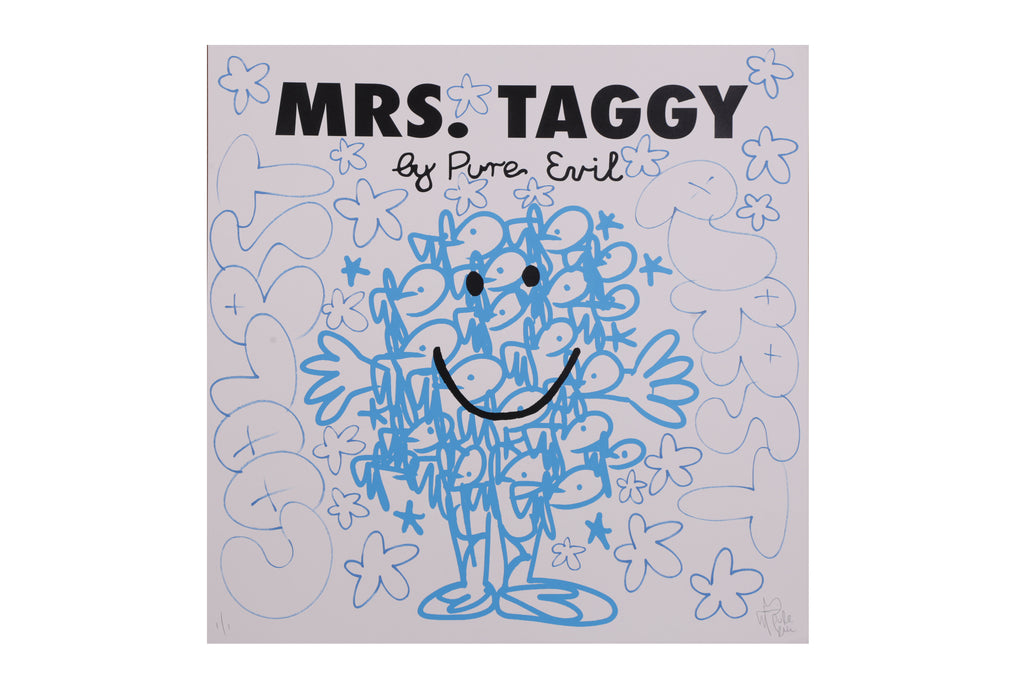 Mr. Taggy Coolest Purest
