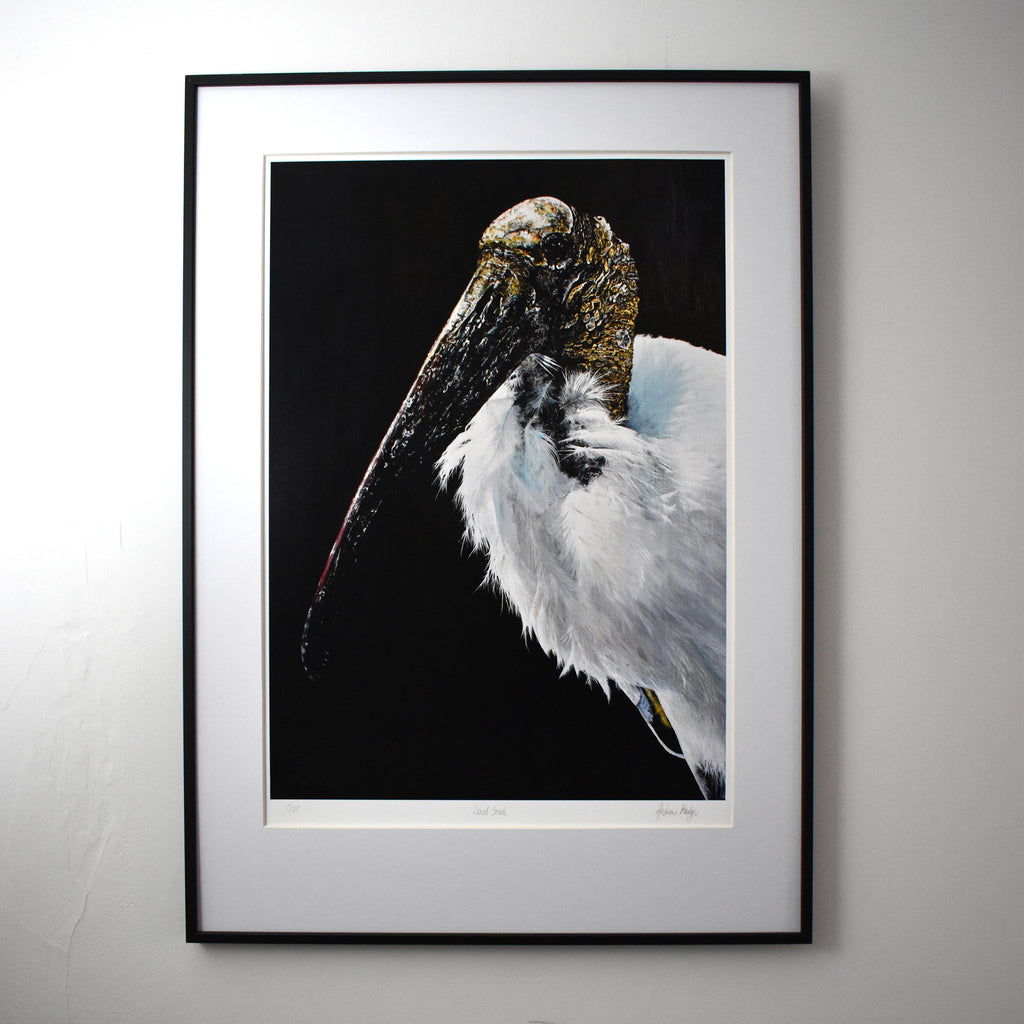Woodstork Prints