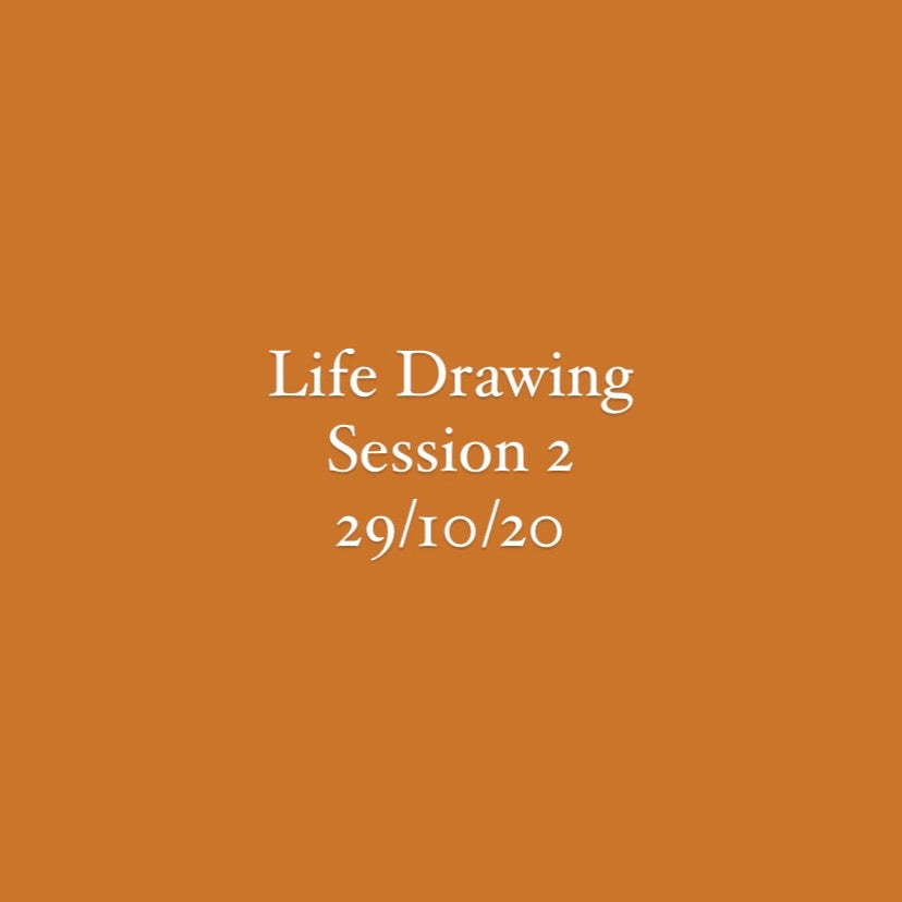 Life Drawing Session 2