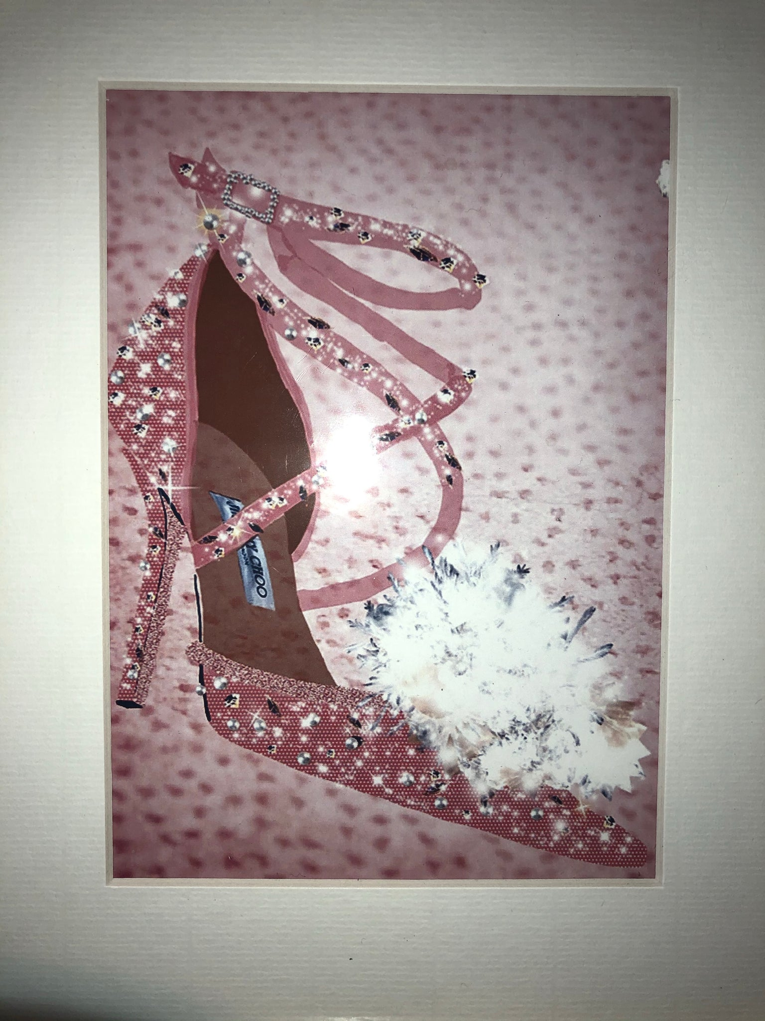 The Cinderella Slipper