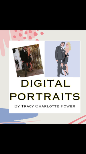 Digital Portrait Gift Voucher