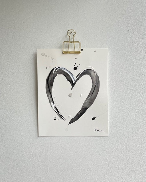 Painted Heart 1