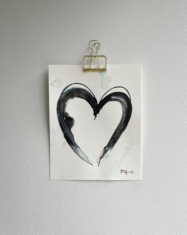 Painted Heart 11