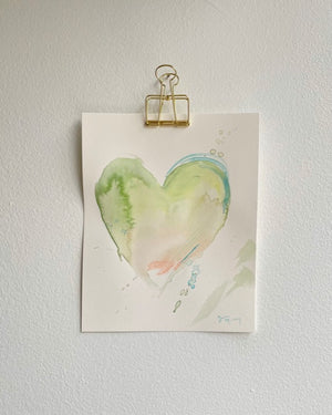Painted Heart 12