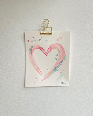 Painted Heart 14