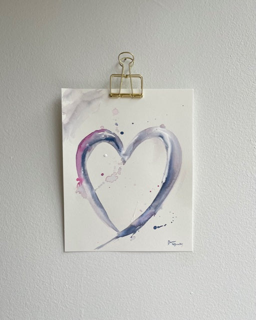 Painted Heart 15