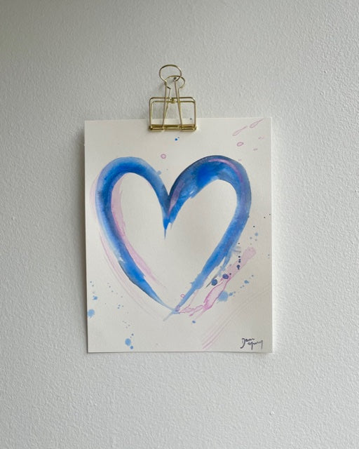 Painted Heart 19