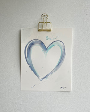 Painted Heart 20