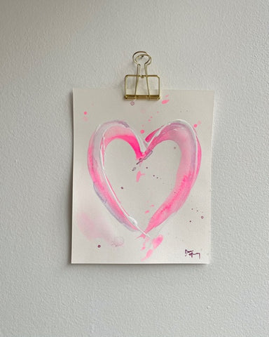 Painted Heart 2