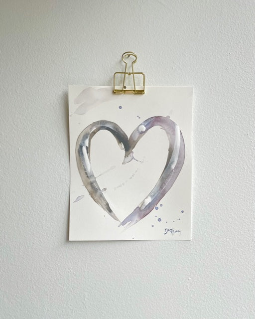 Painted Heart 3