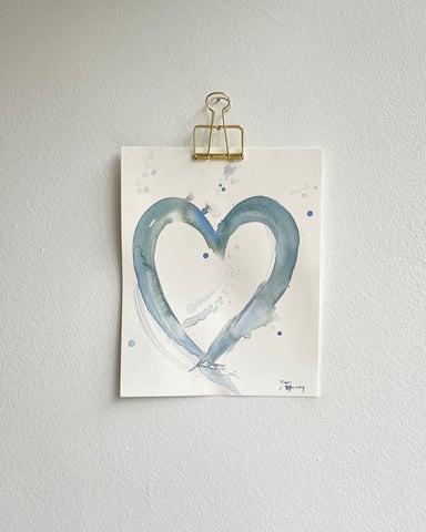 Painted Heart 4