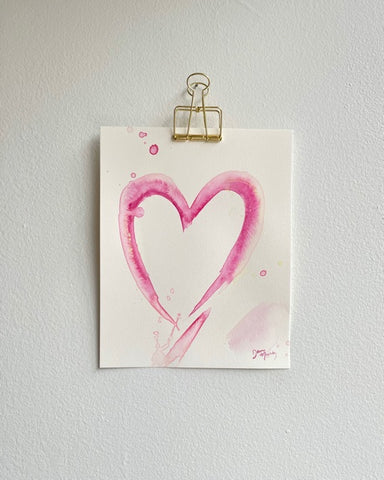 Painted Heart 6